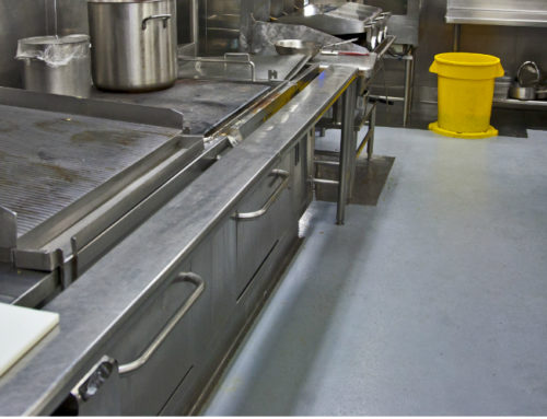 Benefits of Commercial Kitchen Epoxy Flooring