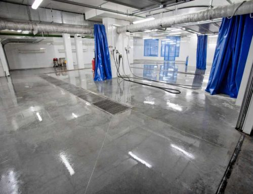 Are Epoxy Floors Good For Garages?